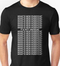 Camiseta ajustada ¿Qué hay de nuevo, Pussycat?