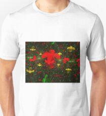 Pretty Fractal Flowers T-Shirt