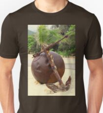 Rusty Old Ball and Anchor T-Shirt