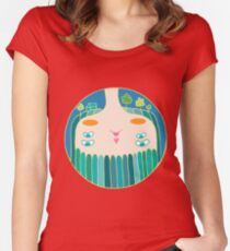 Tiny forest Women's Fitted Scoop T-Shirt
