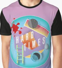 Paramore - Hard Times Graphic T-Shirt