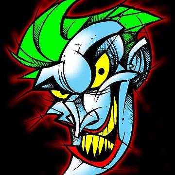 Clown Prince by JeremyHarburn