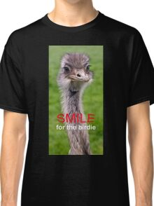 Smile... for the birdie Classic T-Shirt