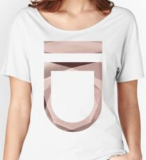 Minimal Bronze Merch Women's Relaxed Fit T-Shirt