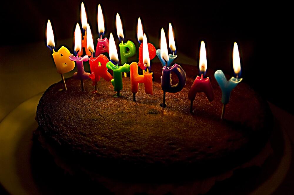 Happy Birthday by tiggermoth