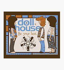 Dollhouse Photographic Print