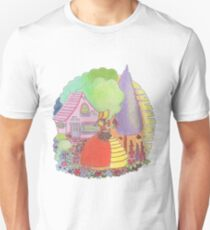 Crinoline Lady  T-Shirt