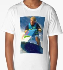 JD on a Jet Ski Long T-Shirt