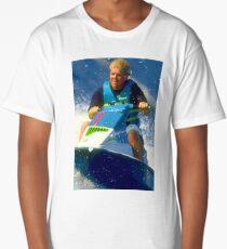 JD on a Jet Ski Long T-Shirt