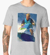 JD on a Jet Ski Men's Premium T-Shirt