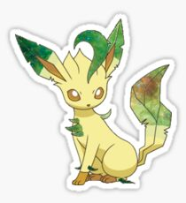 Pokemon- Leafeon Sticker