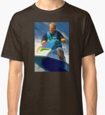 JD on a Jet Ski Classic T-Shirt