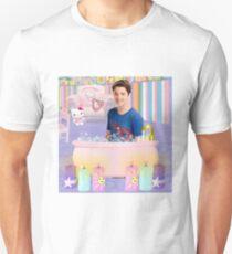 Freddie in the Bathtub T-Shirt