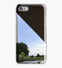 The Washington Monument From The Awning Of The African American History And Culture Museum iPhone Case/Skin
