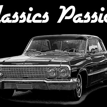 Classics Passion 004 Chevrolet Impala 1963 by CPG-Designs