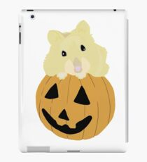 Hamster in a Pumpkin iPad Case/Skin