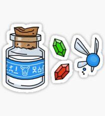 Zelda Sticker Set Sticker