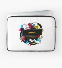 MARKER Laptop Sleeve