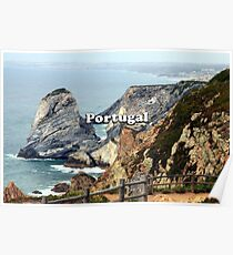 Portugal: Cabo da Roca Poster