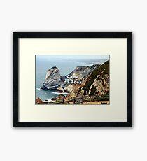 Cabo da Roca: Portugal Framed Print