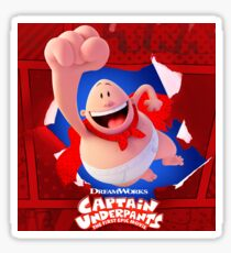 cap. underpants Sticker