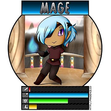Class: Mage by magience