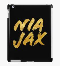 the golden diva's name iPad Case/Skin