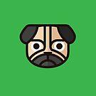 Pug by nickchristy