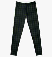 Blackwatch Tartan Leggings