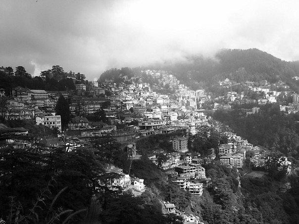 Shimla, India by eskimosam