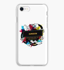 SURGEON iPhone Case/Skin