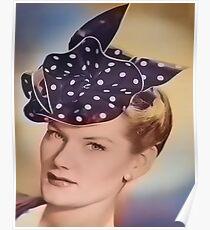 WW2 Beauty  Poster