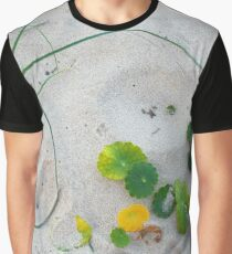 Beach Art Graphic T-Shirt