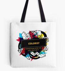 COLORIST Tote Bag