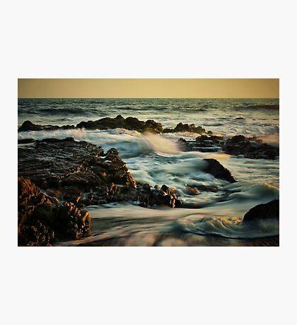 Seafoam Photographic Print