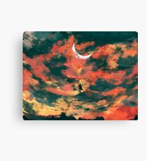 The King of Dreams Canvas Print