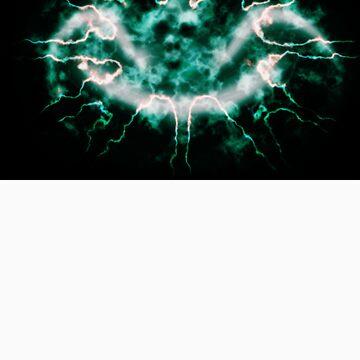 Ghostly aura by argmoth