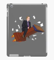 Spicy, out! iPad Case/Skin