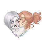 Kisses for my Sweetheart by maggiederrick