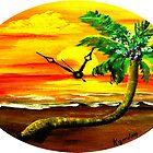 Livin on Island Time...PAU HANA by WhiteDove Studio kj gordon