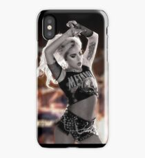 heavy metal baby iPhone Case/Skin