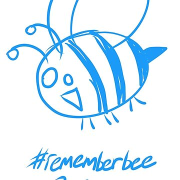 Remember bee by hogfish
