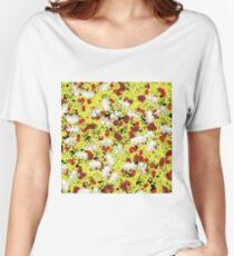 Orchid bonanza Women's Relaxed Fit T-Shirt