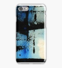 Watercolour on fabric iPhone Case/Skin
