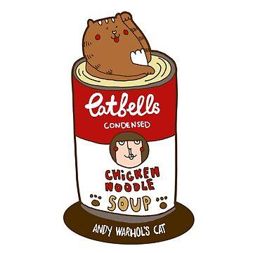 Catbells Soup by littleredcheeks