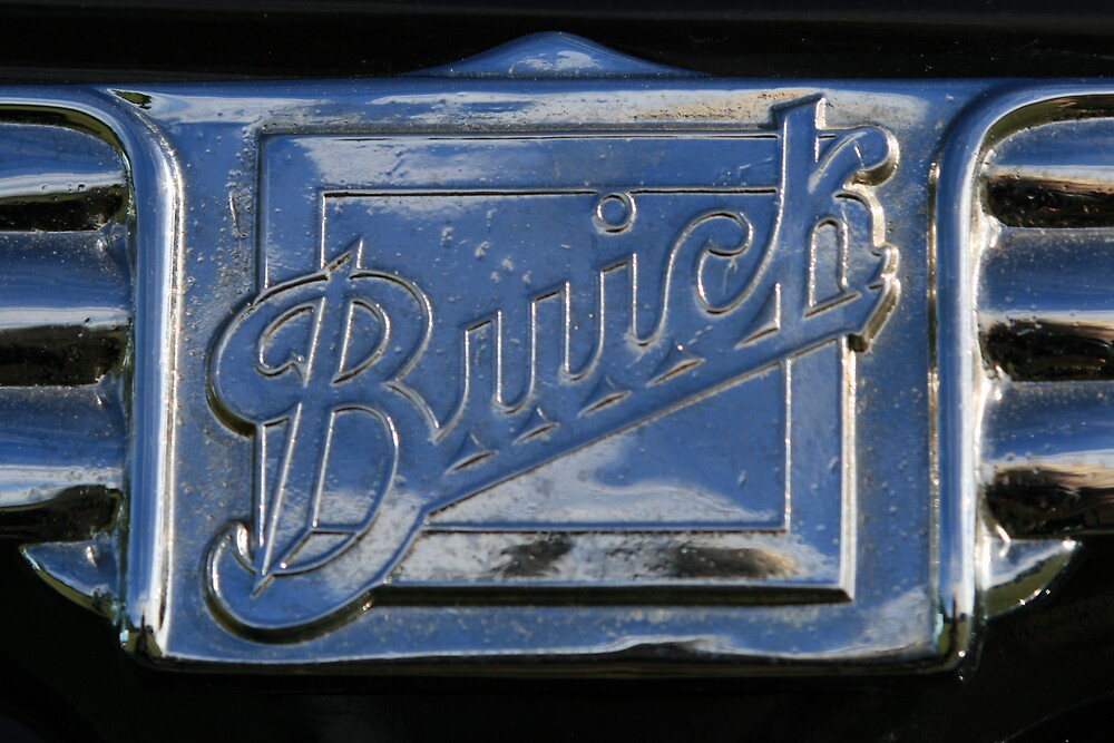 Buick Badge by Leigh Penfold