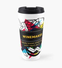 WINEMAKER Travel Mug