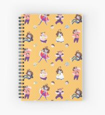 HEY I'M GRUMP! I'M NOT SO GRUMP! Spiral Notebook