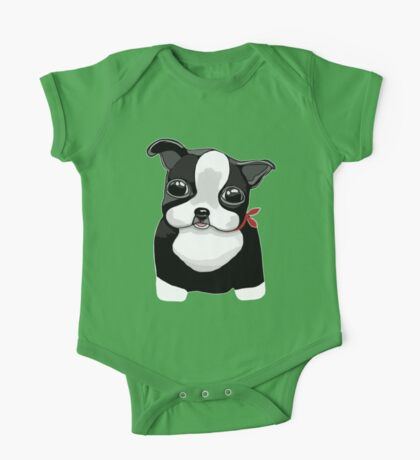 Boston Terriers Kids Clothes