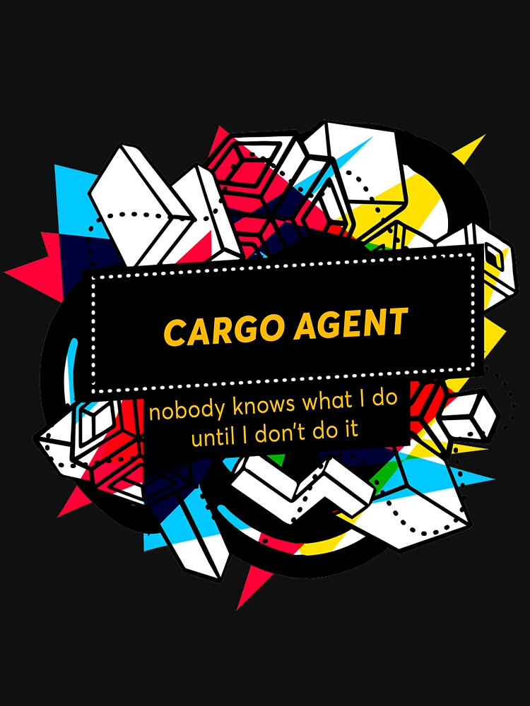 CARGO AGENT by andrews21